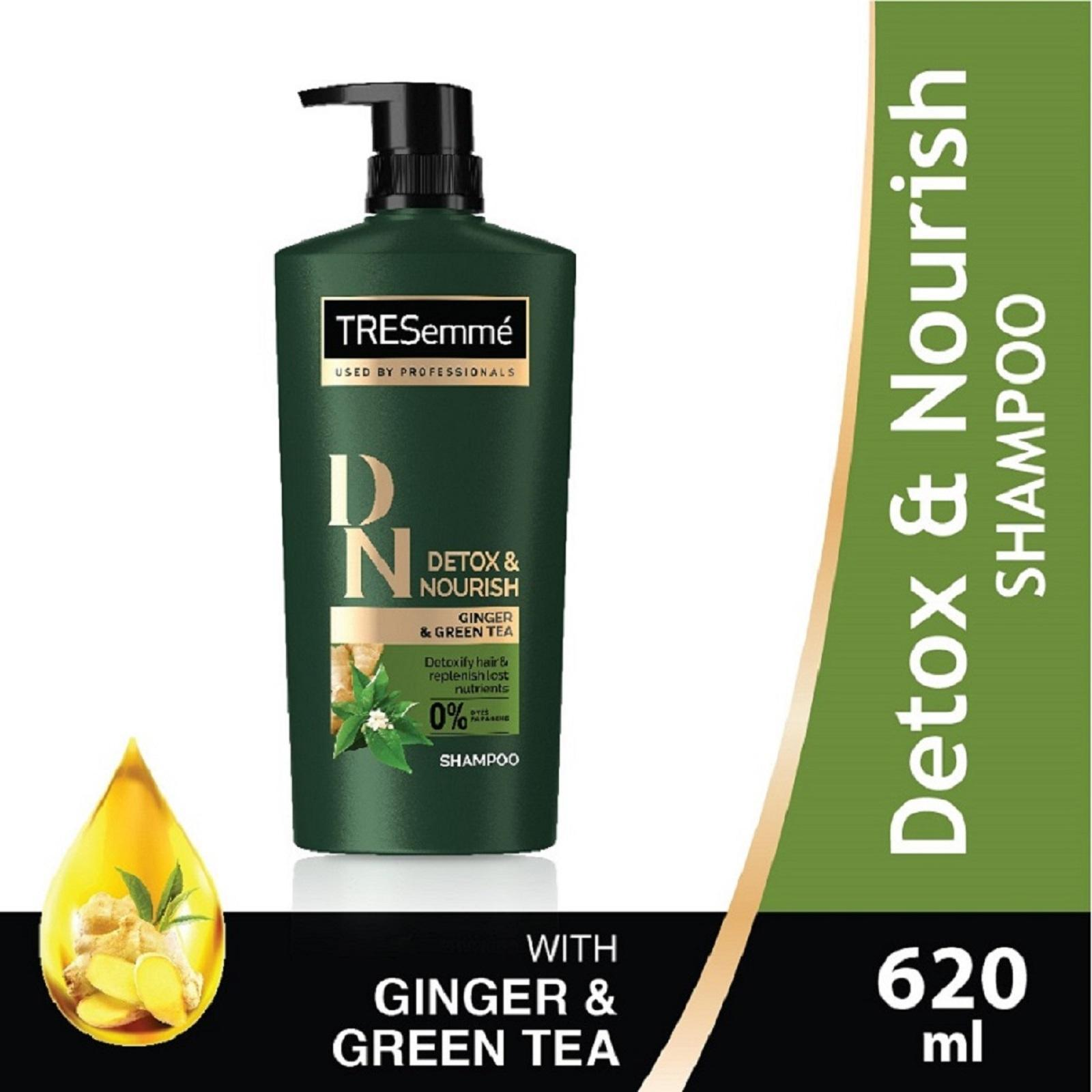 TRESemme Detox and Nourish Shampoo
