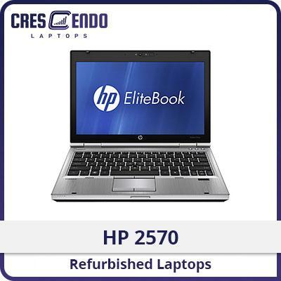 [Refurbished] HP Elitebook 2570 / 12.5 Inch / Intel Core i5  4GB RAM / 320GB HDD /  Windows 7 / Euro Keyboard / One Month Warranty