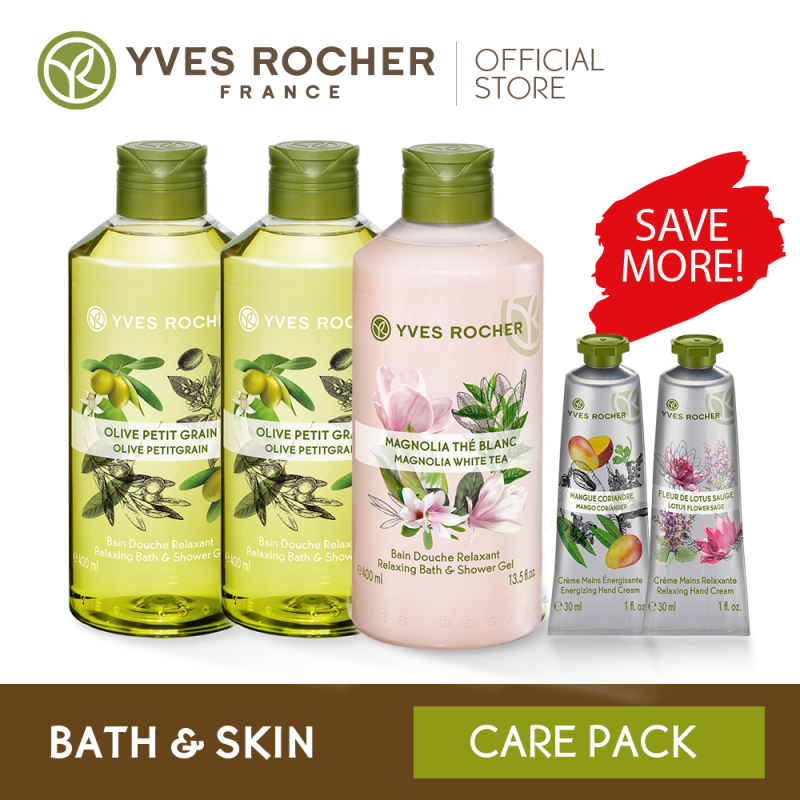 Buy Yves Rocher Care Pack Singapore