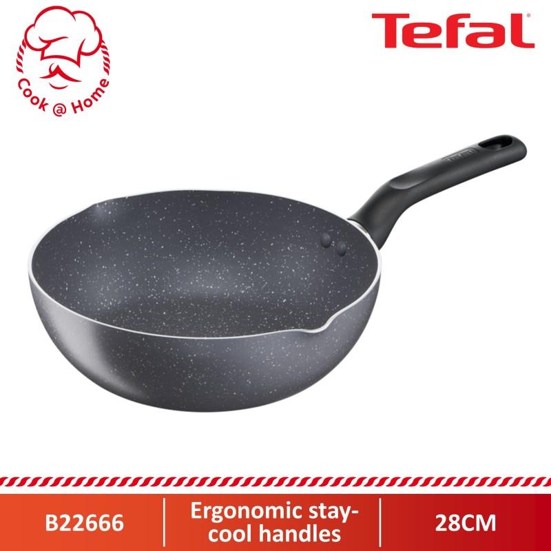 Tefal Natura Deep Frypan 28cm B22666 Singapore