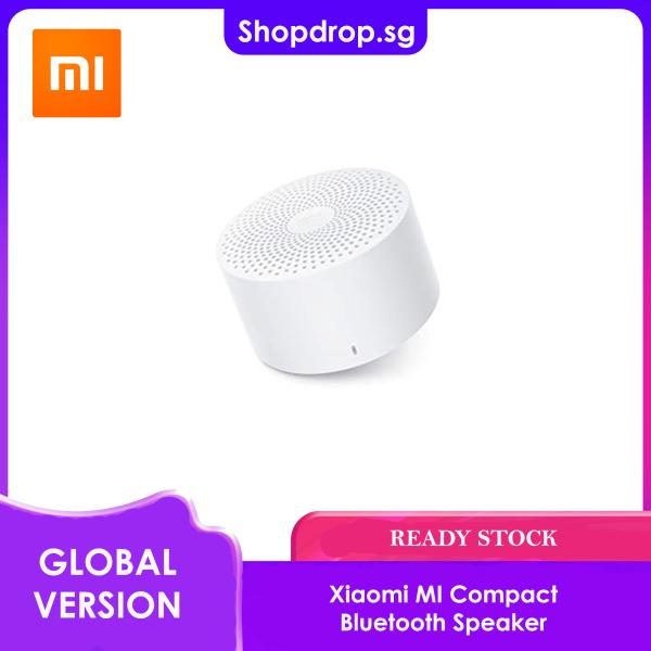 [SG SELLER] Global Version Xiaomi Mi Compact Bluetooth Speaker 2 White INSTOCK READY STOCK Singapore