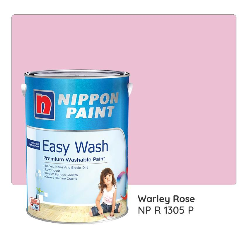 Nippon Paint Easy Wash NP R 1305 P 1L