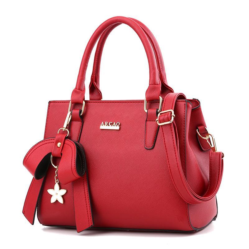 FT8 Woman Bag Summer handbag Fashion Bow Casual Shoulder Bag
