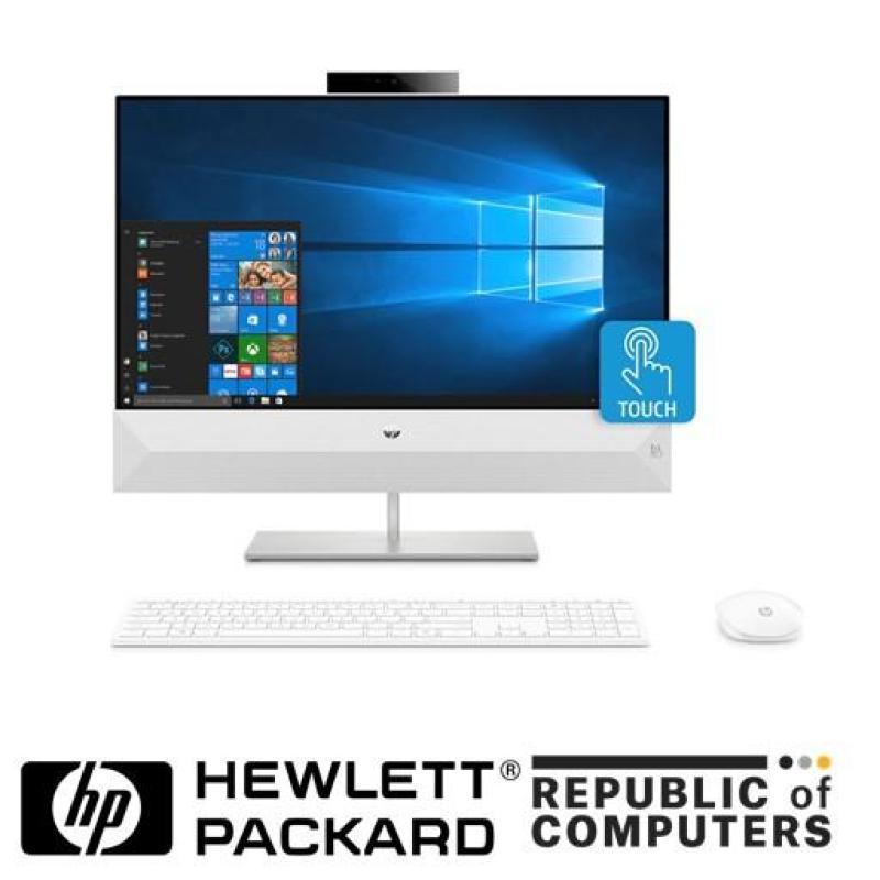 HP Pavilion All-in-One - 24-xa0055d /  i5-8400T / Windows 10 / 23.8 diagonal FHD IPS / 16GB RAM / 1TB HDD+128GB SSD / NVIDIA MX130
