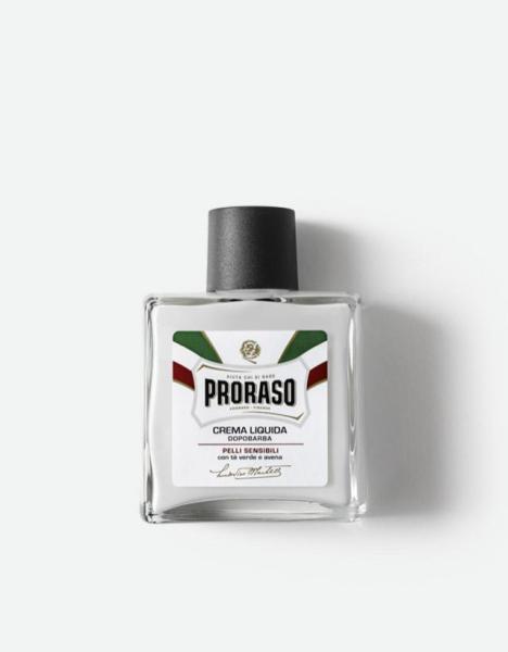 Buy Proraso - After Shave Balm, Sensitive Green Tea, 100ml Singapore