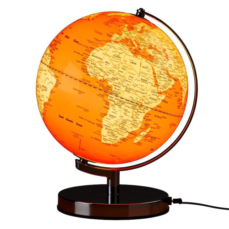 Wild & Wolf - Globe light / Goldfish Orange (Brand New)