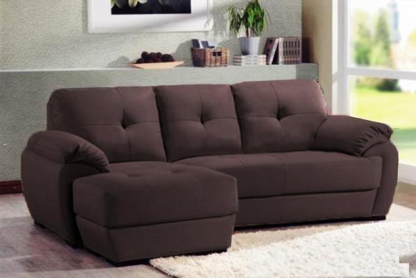 [A-Star]  Khloe 3 Seater+Stool Sofa Set (NEW)!!