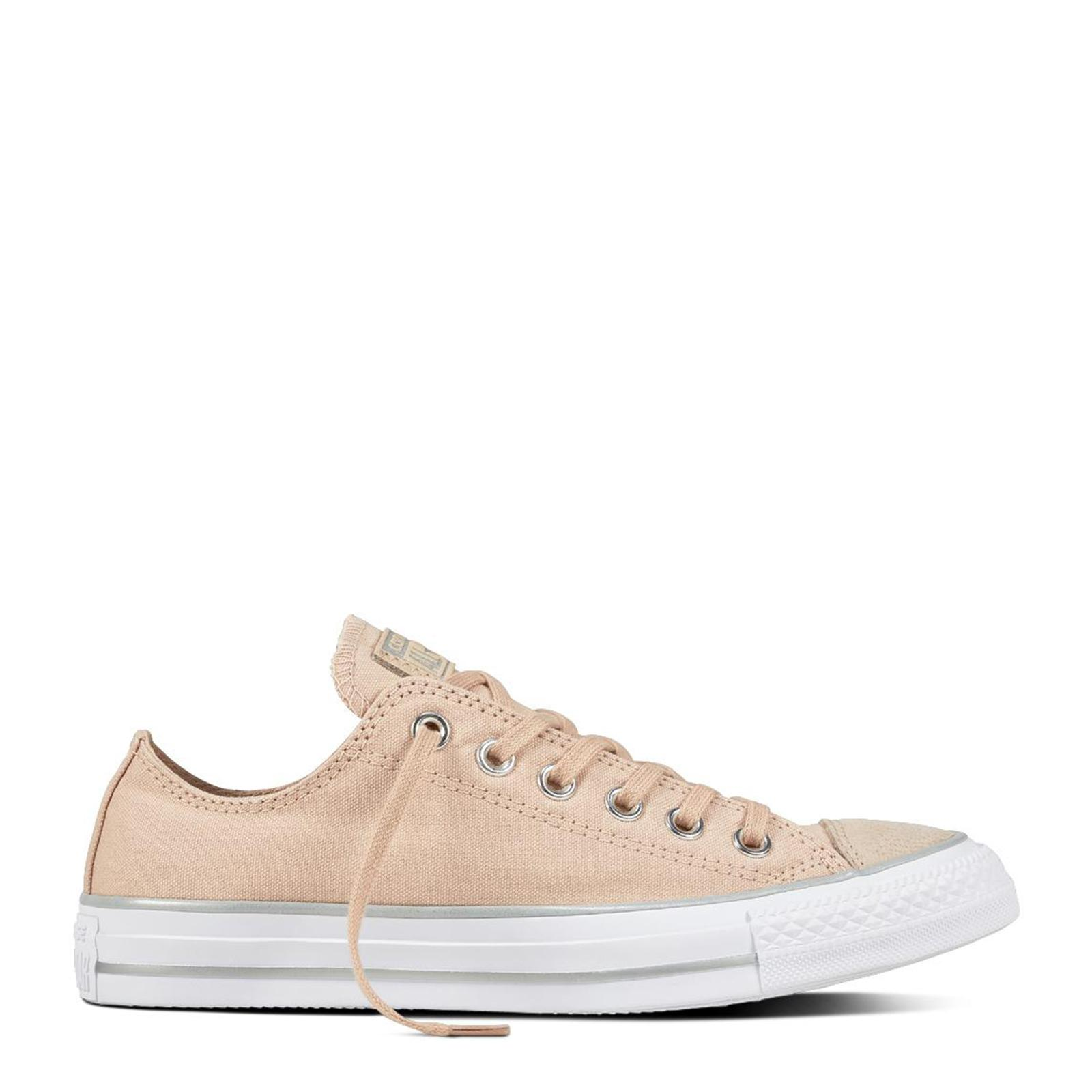 b765fb874415  SALE  CONVERSE CHUCK TAYLOR ALL STAR - OX - PARTICLE BEIGE SILVER