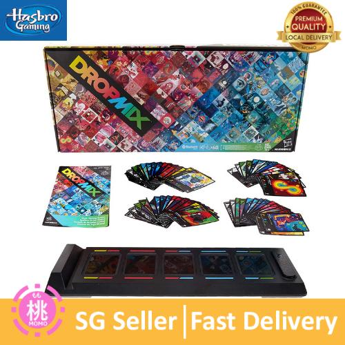 Hasbro Dropmix Music Gaming System By Momo Accessories.