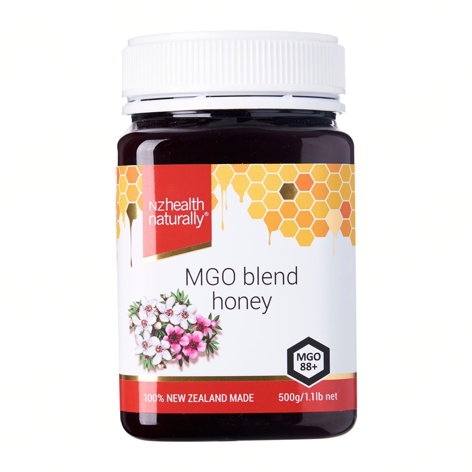 NZ Health Naturally MGO Blend Honey MGO 88+