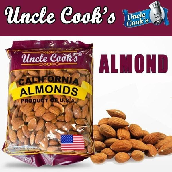 Premium Almonds- 1kg By Kr Store.