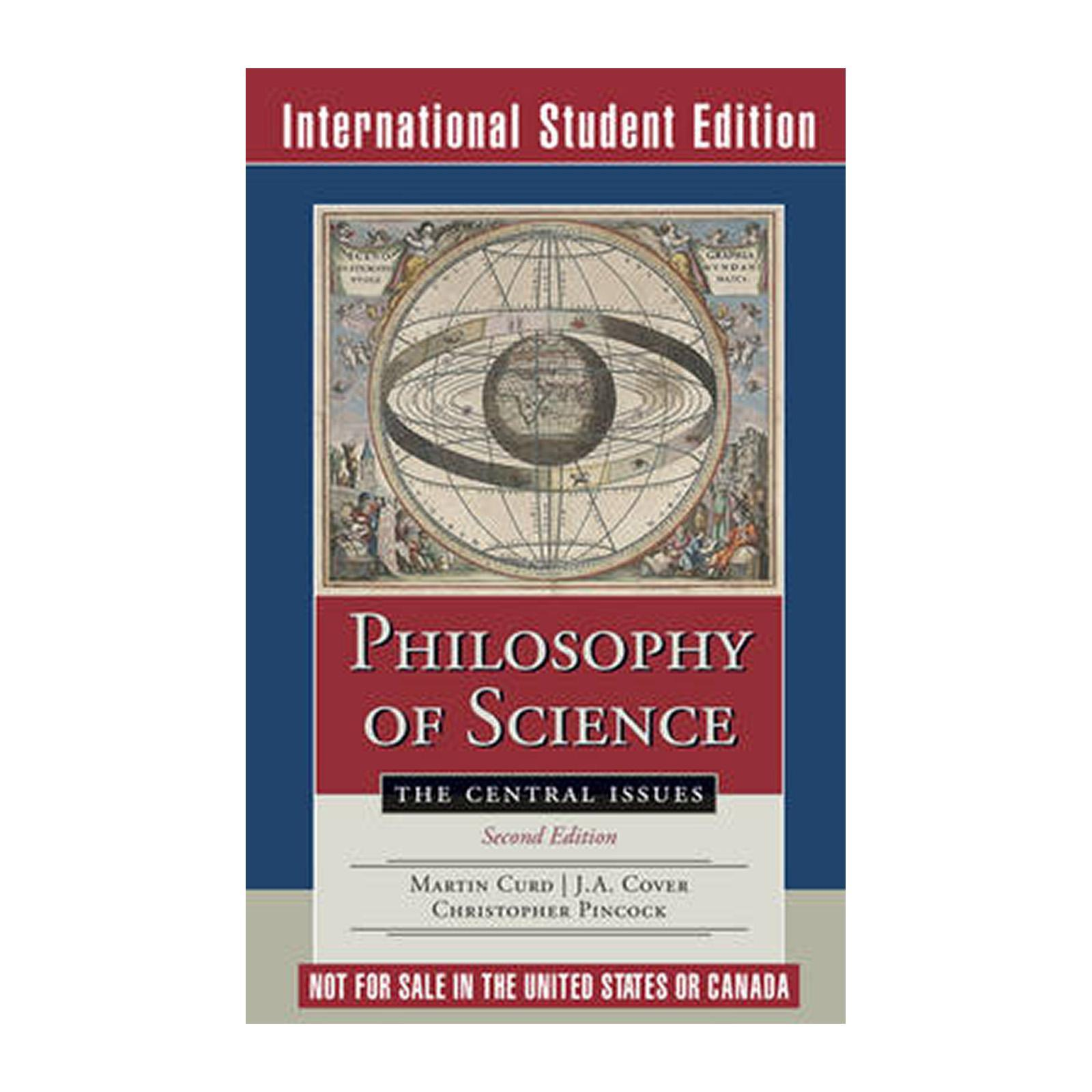 Philosophy Of Science: The Central Issues (paperback) By Redmart.