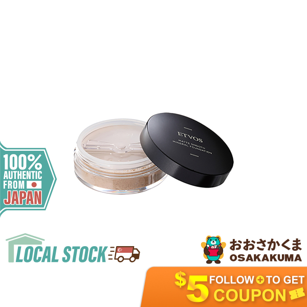 Buy ETVOS Matte Smooth Foundation #35 [Ship from SG / 100% Authetic] Singapore