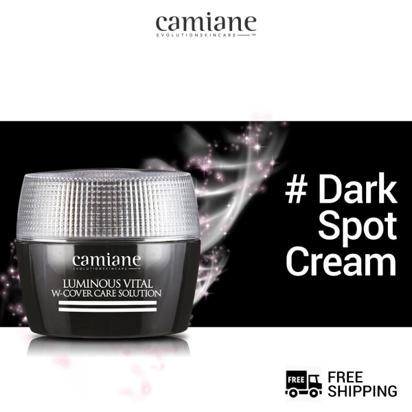 Buy [Camiane] Luminous Vital W-Cover Care Dark Spot Solution Cream (50ml) Singapore
