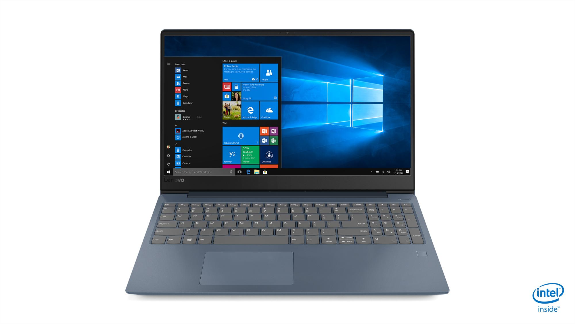 Lenovo Ultraslim Ideapad 330S 15.6 i7-8550U 8GB Midnight Blue (81GC007YSB)