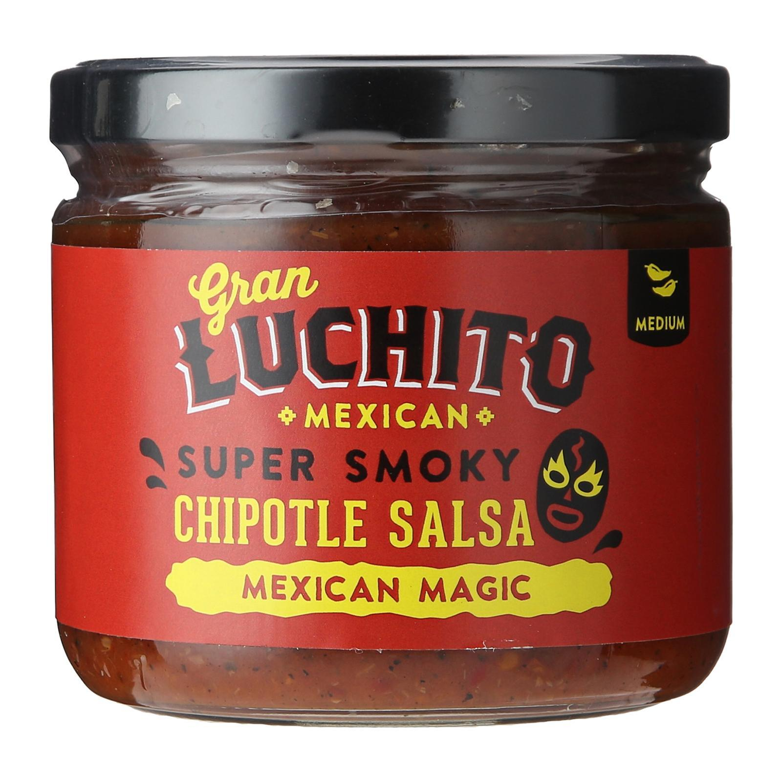 Gran Luchito Chipotle Salsa - By Wholesome Harvest