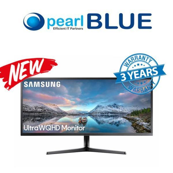 Samsung 34inches Ultra WQHD Monitor with 21:9 Wide Screen LS34J550WQEXXS / LS34J550