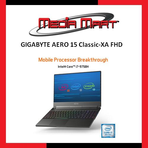 GIGABYTE AERO 15 Classic-XA FHD