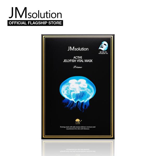 Buy JMsolution Active Jellyfish Vital mask 30ml (10pcs) - Korean Facial Mask Singapore