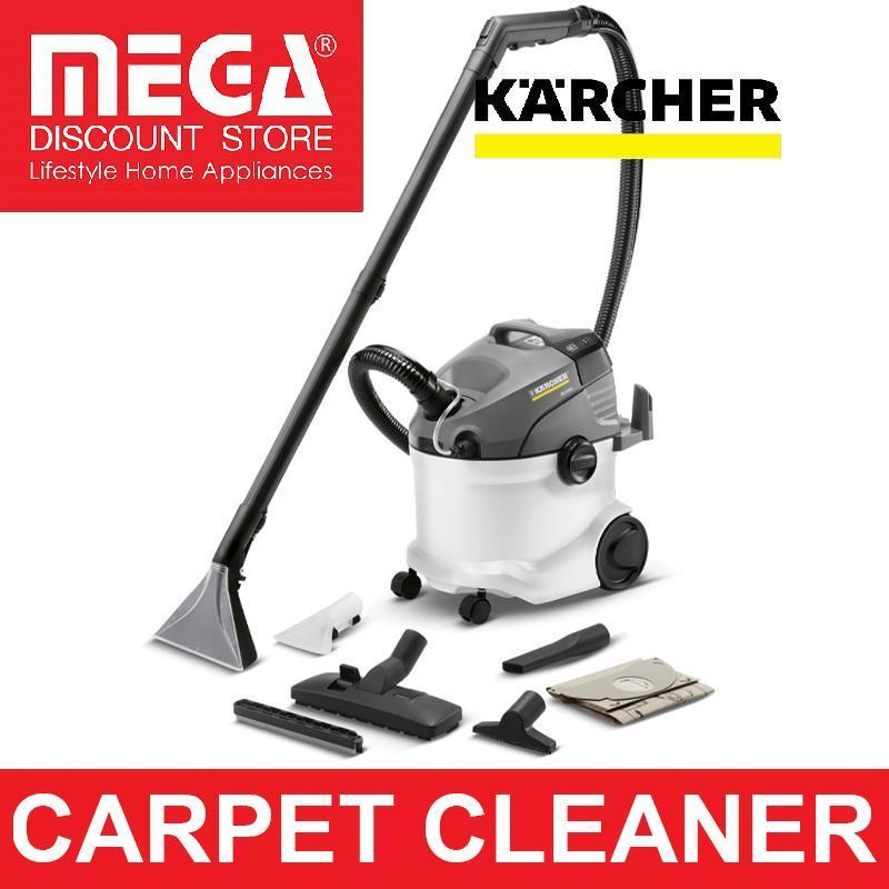 KARCHER SE6100 HARD FLOOR & CARPET CLEANER Singapore