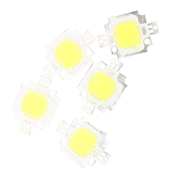 5 X LED Module LED Lamp Bulb White Nature 10W