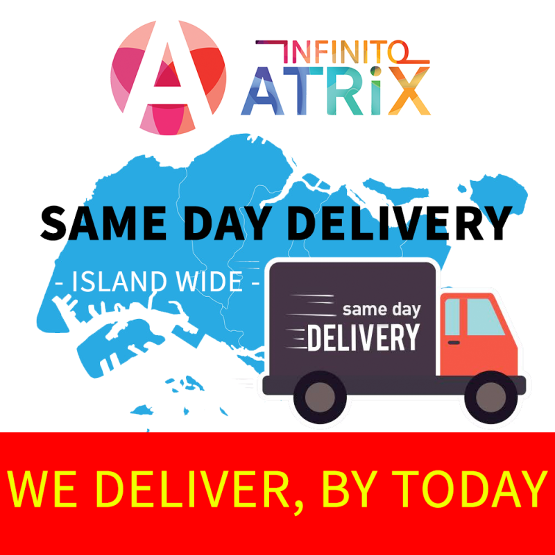 【Same Day Delivery】Express Delivery within Same Day by ATRIX