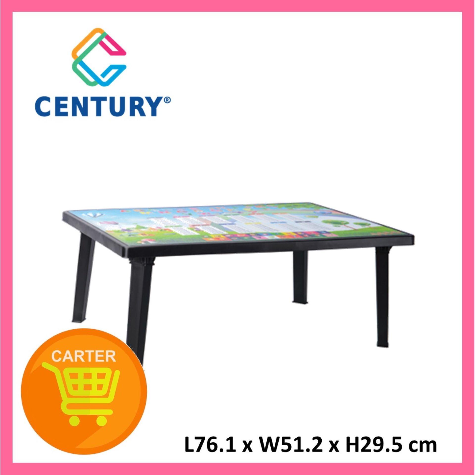 "Century 1820L01 30"" x 20"" Children Study Table"