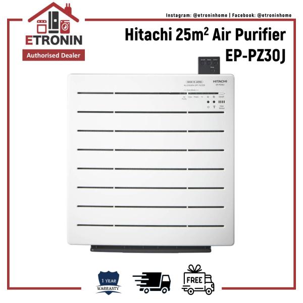 Hitachi 25m2 Air Purifier EP-PZ30J Singapore