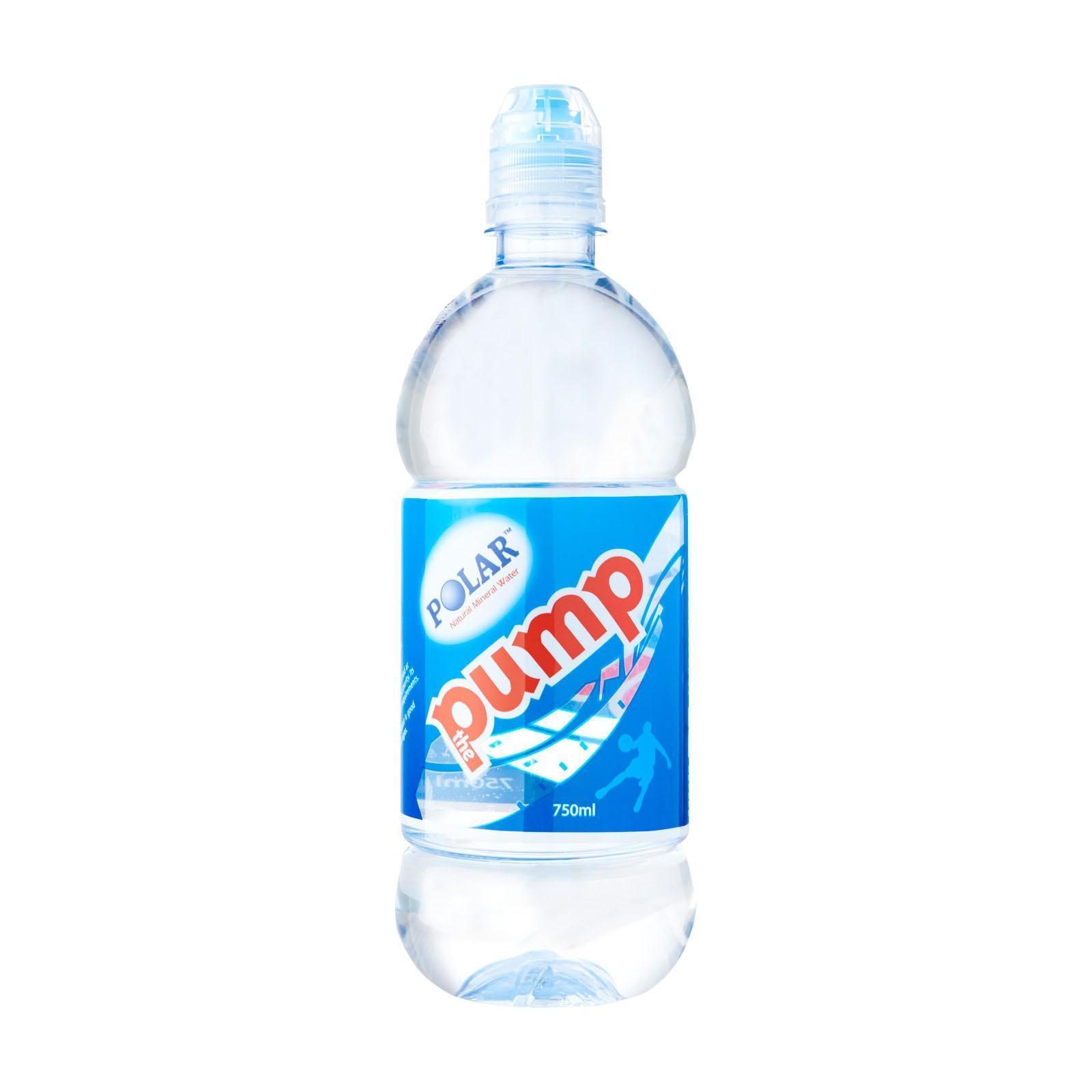 Polar Pump Natural Mineral Water