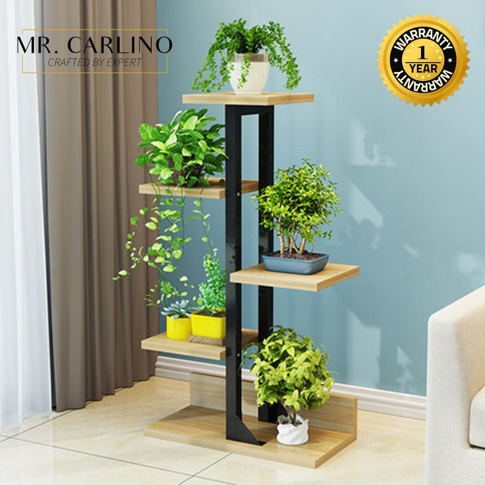 MAVERICK 4 Tier Plant Display Shelf