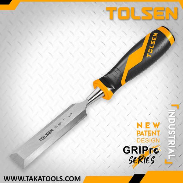 Tolsen Wood chisel (Industrial) - 25079