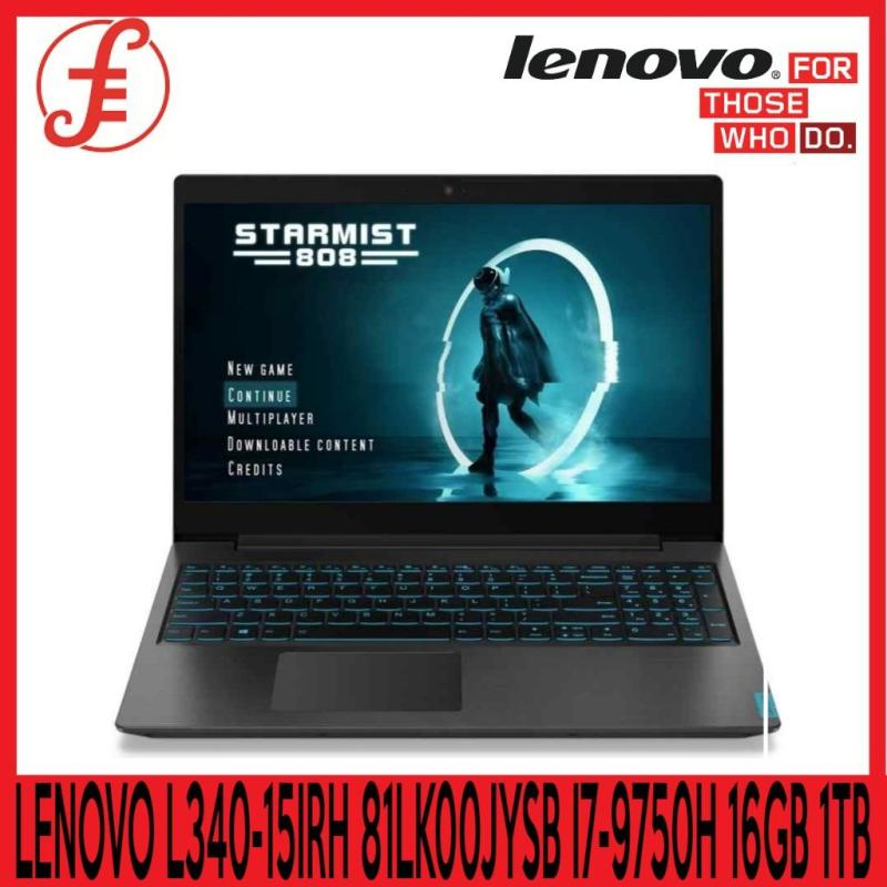 LENOVO L340-15IRH 81LK00JYSB 15.6IN FHD IPS INTEL CORE I7-9750H 16GB 1TB SSD GTX 1650 4GB WIN 10 HOME FREE GAMING HEADSET WITH MIC WHILE STOCKS LAST (L340-15IRH 81LK00JYSB)