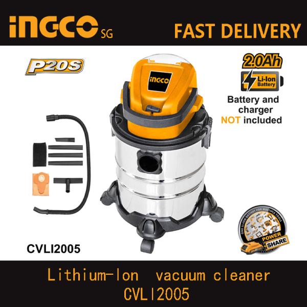 INGCO CVLI2005 Lithium-Ion  vacuum cleaner
