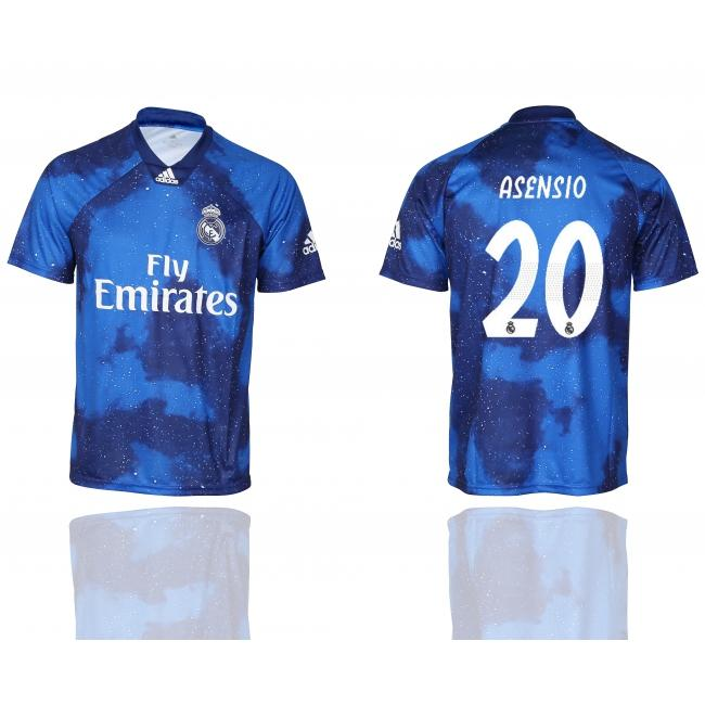 2e5e13197 Brand New Adidas 19 20 Real Madrid Club de Fútbol Originals Commemorative  Edition ASENSIO 20