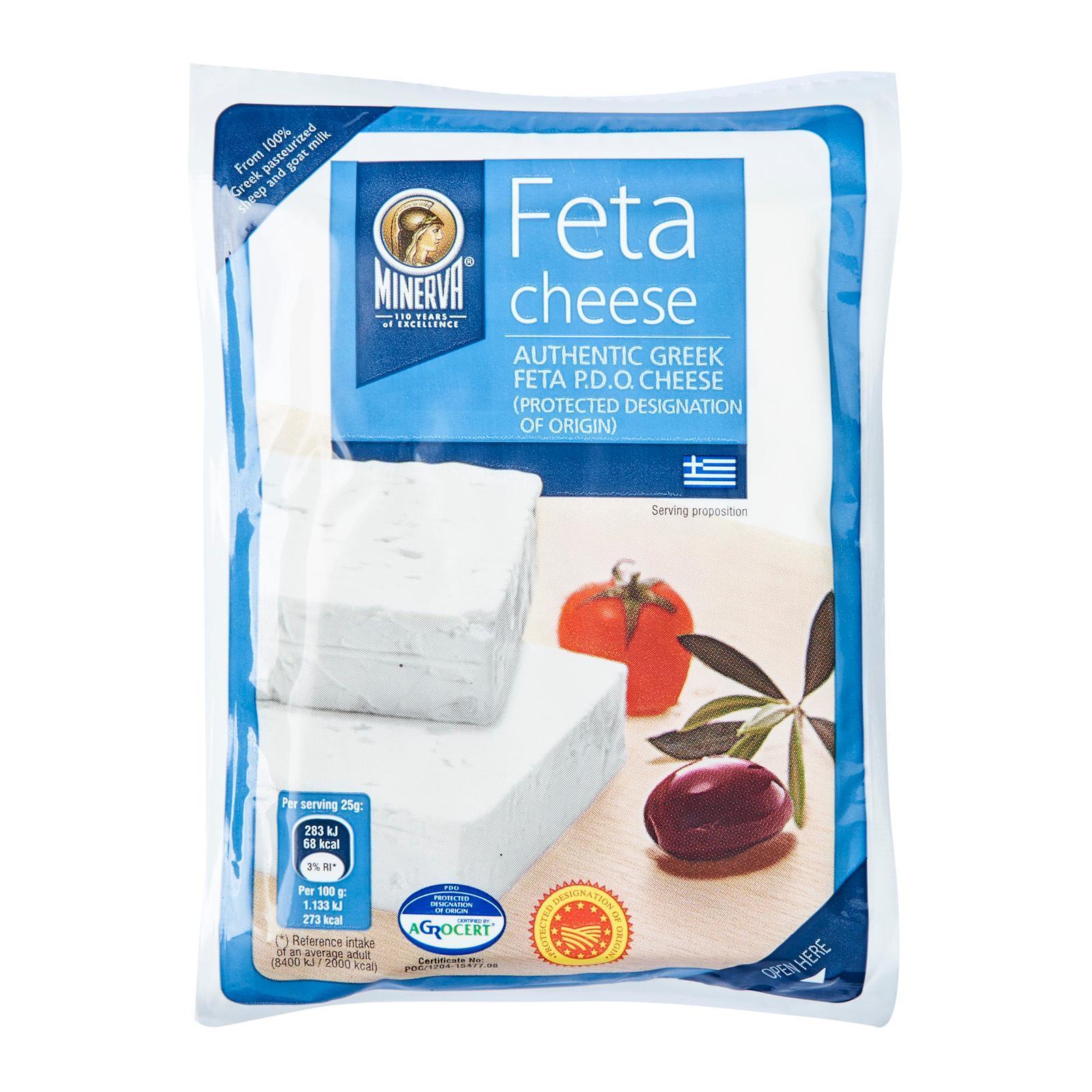 Minerva Feta Cheese By Redmart.