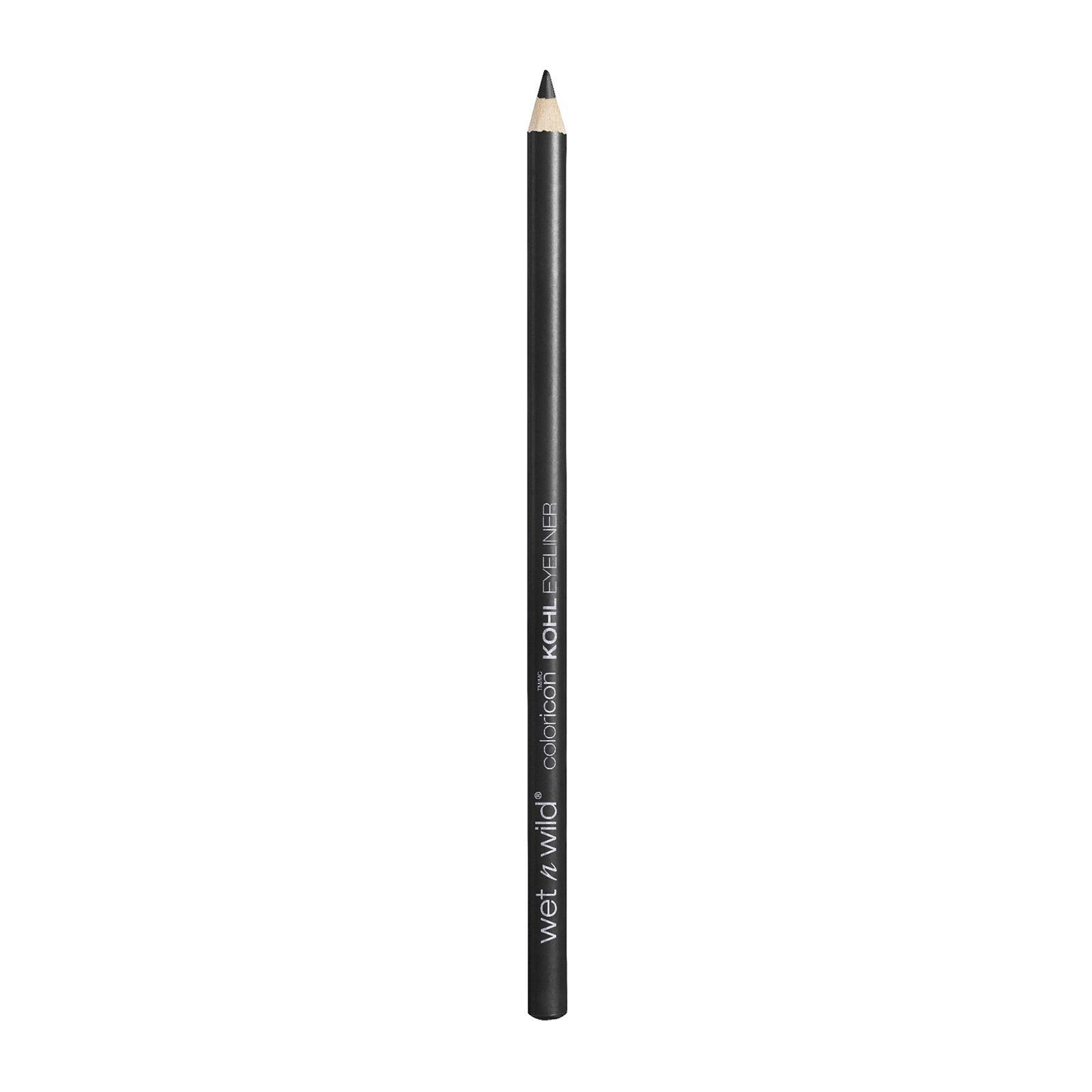 Wet n Wild Color Icon Kohl Liner Pencil - Baby's Got Black