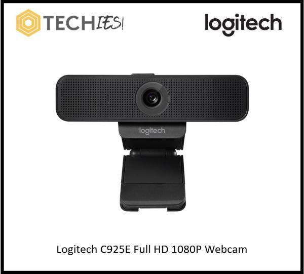 Logitech C925E Full HD 1080P Webcam