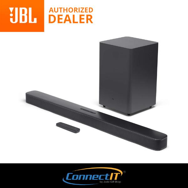 JBL Bar 2.1 Deep Bass Channel Soundbar with Wireless Subwoofer (1 Year Local Warranty) Singapore