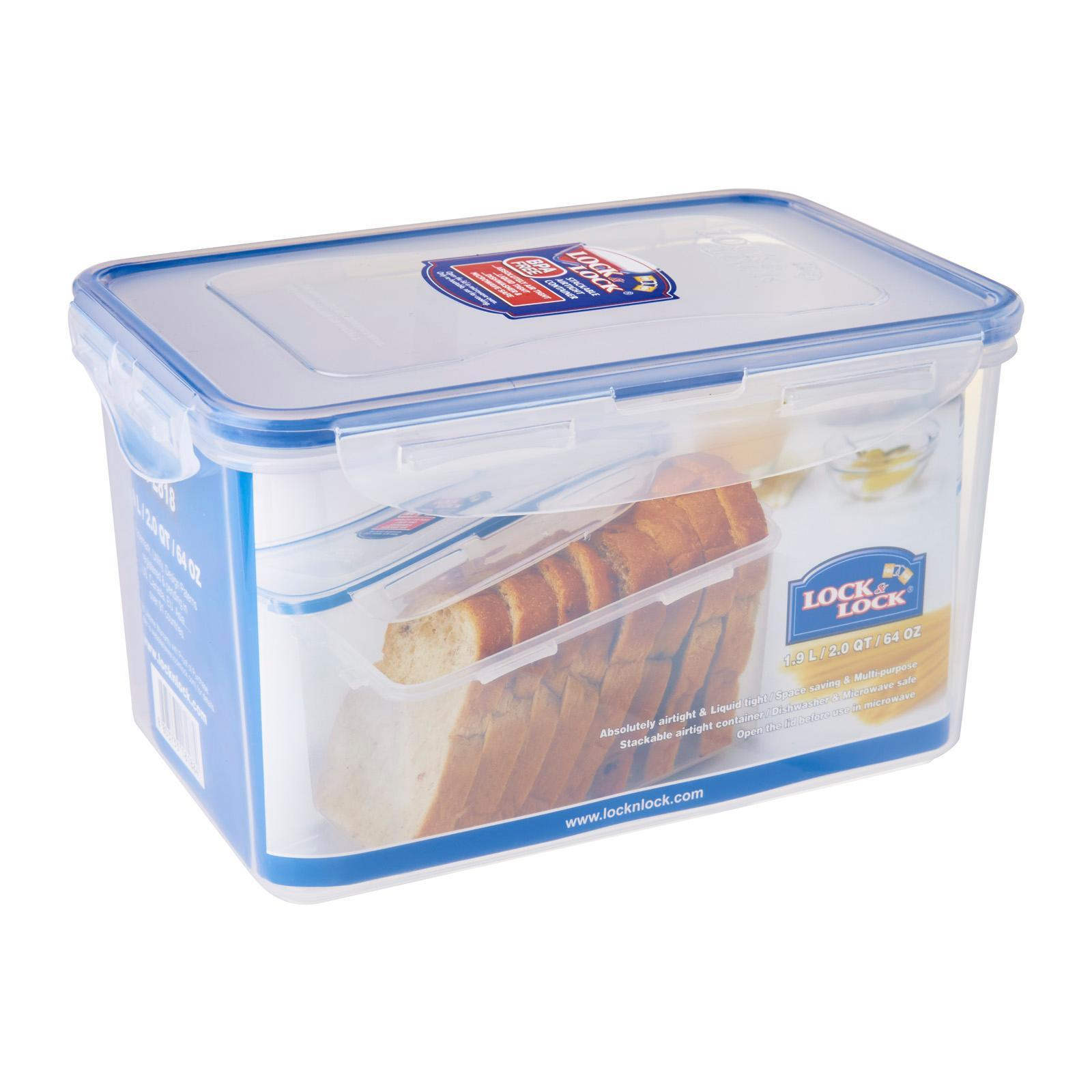 Lock and Lock Classic Food Container 1.9L