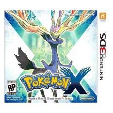 Buy 3Ds Pokemon X Us English Cheap On Singapore