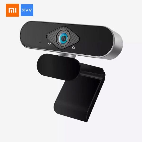 Xiaomi Xiaovv 1080P HD USB Webcam 2 Million Pixels 150° Ultra Wide Angle Auto Foucus ImageClear Sound Multifunctional Web Camera