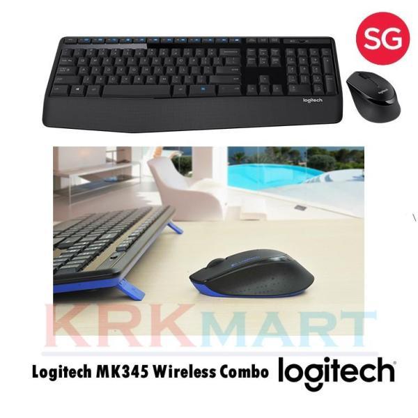 Logitech MK345 Wireless Combo Singapore