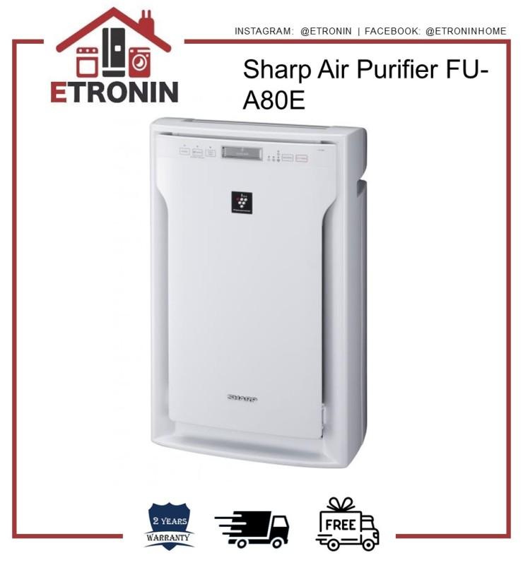 Sharp Air Purifier FU-A80E Singapore