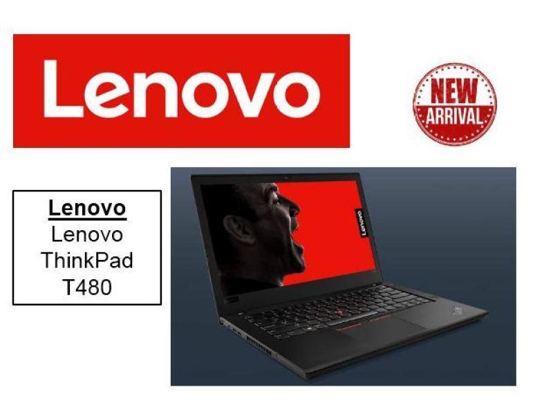 Lenovo ThinkPad T480 14.0 FHD IPS AG i5-8250U Processor 8GB / 128GB SSD + 1TB - 20L6001GSG