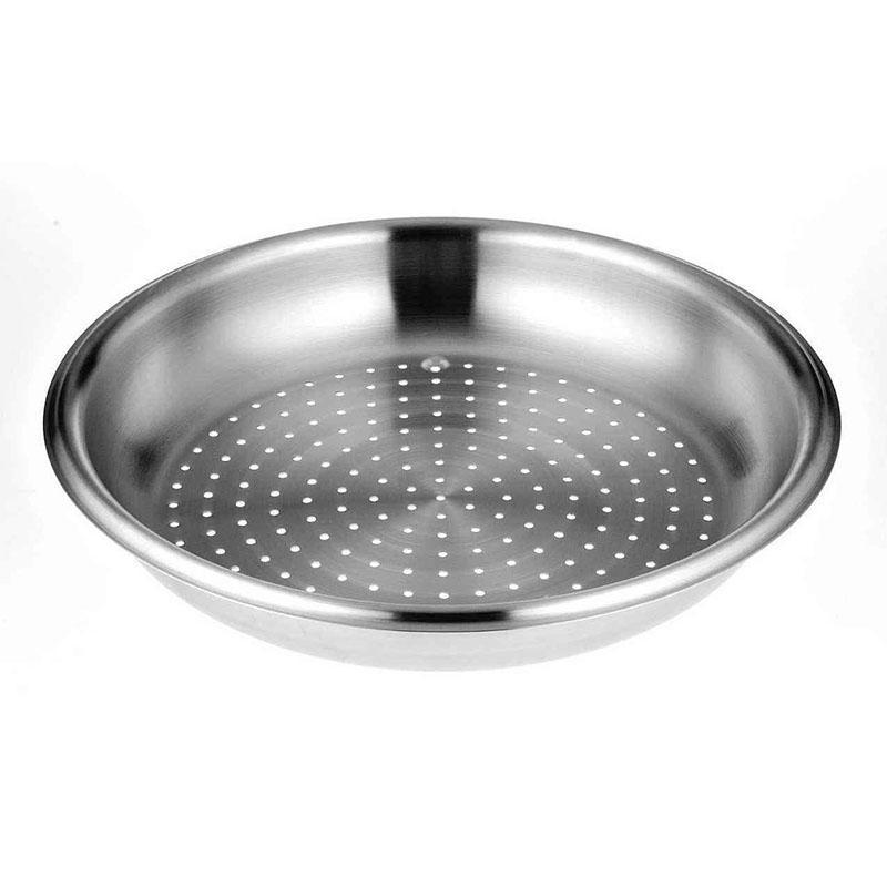 Germany Origional Product WMF 28/32 Stainless Steel Chinese Wok Steamer Basket Steaming Rack Steamer Singapore