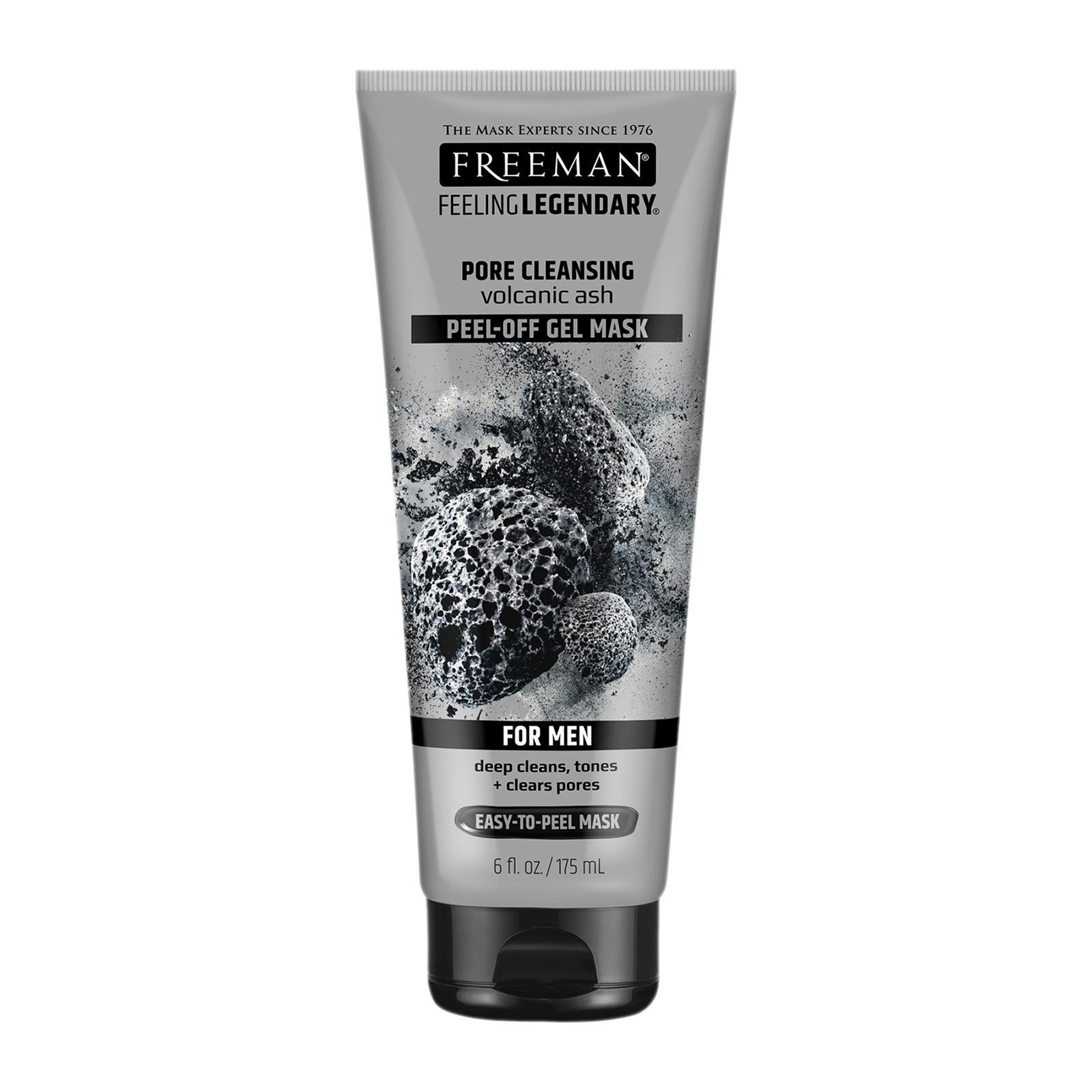 Freeman Pore Clearing Peel-Off Mask with Volcanic Ash