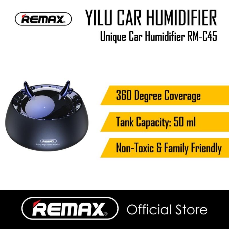 Remax RM-C45 Yilu Peace Car Aroma Diffuser Singapore