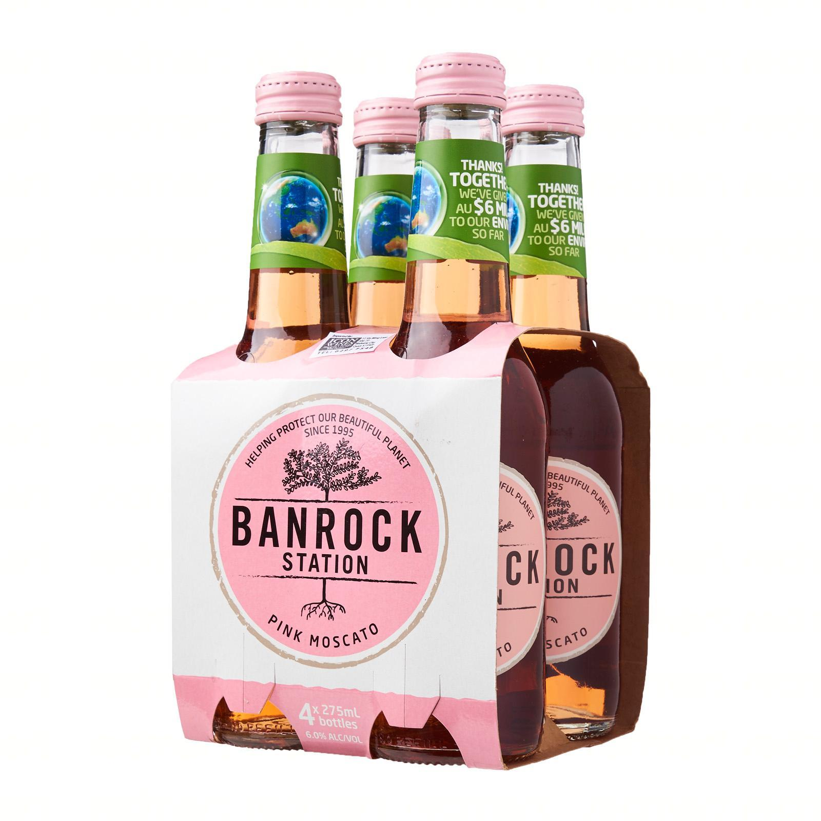Banrock Station Pink Moscato