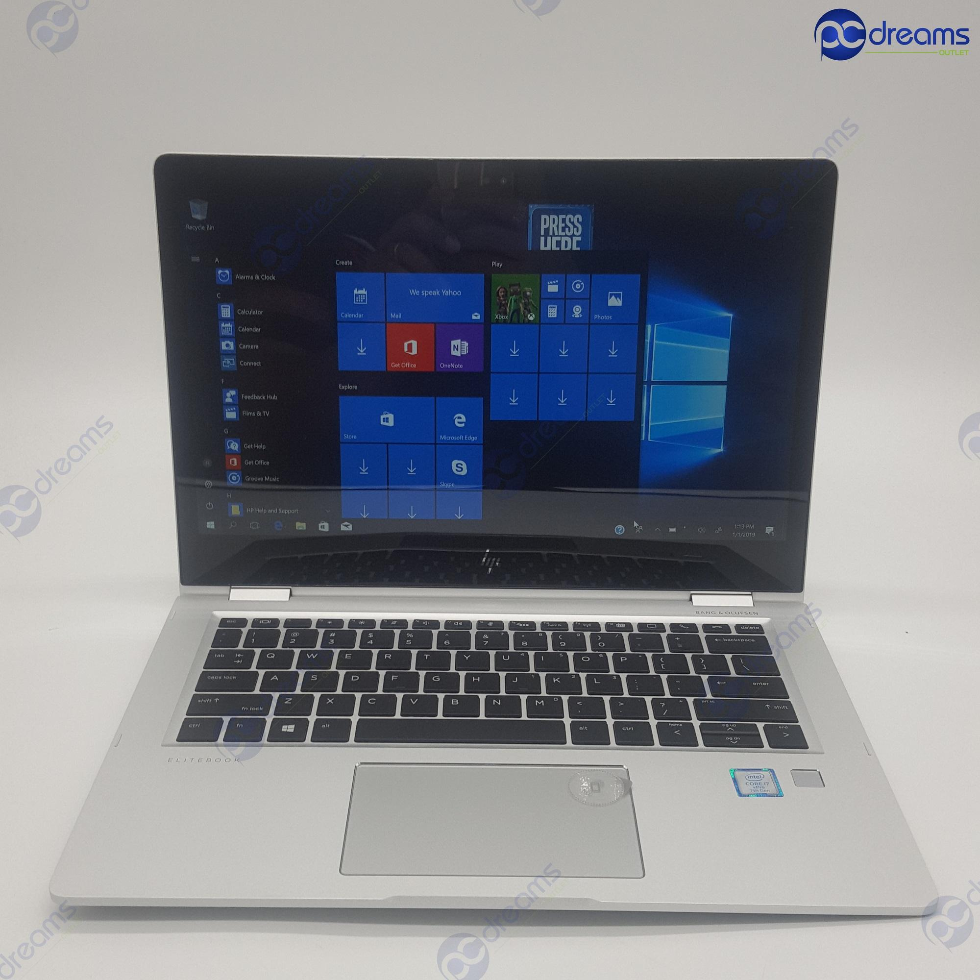 HP ELITEBOOK X360 1030 G2 (1WB83AV) i5-7300U/16GB/512GB Turbo Drive G2 [Premium Refreshed]