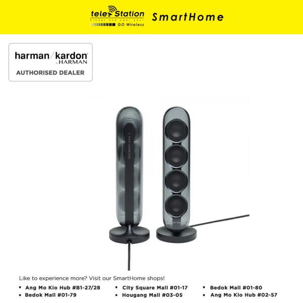 Harman Kardon Soundsticks Wireless 4 (1 Year Local Warranty) Singapore